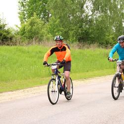 SEB 33. Tartu Rattaralli - Artjom Karja (6025), Alan Habonen (6172)