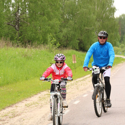 SEB 33. Tartu Rattaralli - Riho Nõmmik (5801), Annabel Nõmmik (6751)