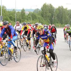 SEB 33. Tartu Rattaralli - Agris Knope (975), Meelis Ajaots (1024)