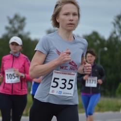 II Rapla Selveri Suurjooks - Annika Vaher (535)