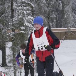 35. Haanja suusamaraton - Björn Panker (581)