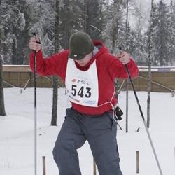 35. Haanja suusamaraton - Ando Valli (543)