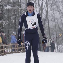 35. Haanja suusamaraton - Andre Laine (88)