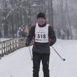 35. Haanja suusamaraton - Andre Aljo (318)
