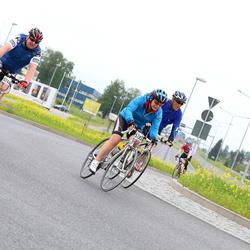 SEB 33. Tartu Rattaralli - Argo Aednurm (5244), Anneli Sitska (5783)