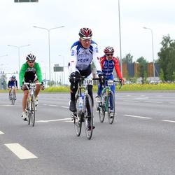 SEB 33. Tartu Rattaralli - Toomas Lust (1075), Aapo Rammo (5087), Joonas Rünk (5109)