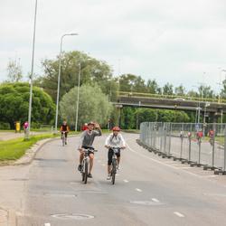 SEB 33. Tartu Rattaralli - Margo Salumets (6463), Annika Põldaru (6464)