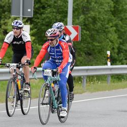 SEB 33. Tartu Rattaralli - Aapo Rammo (5087), Ott Ojaveer (5136)