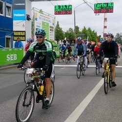 SEB 33. Tartu Rattaralli - Ando Käos (5713)