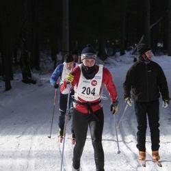 11. Tallinna suusamaraton - EMT Estoloppet - Aare Tammemäe (204)