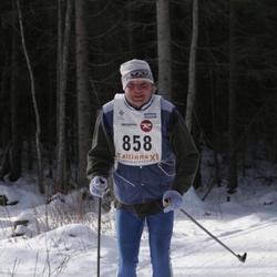 11. Tallinna suusamaraton - EMT Estoloppet - Sten Suuroja (858)