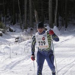 11. Tallinna suusamaraton - EMT Estoloppet - Aimar Liiver (329)