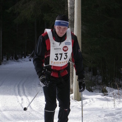 11. Tallinna suusamaraton - EMT Estoloppet - Arris Aasmäe (373)
