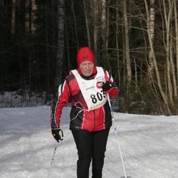 11. Tallinna suusamaraton - EMT Estoloppet - Ann Vihalem (803)