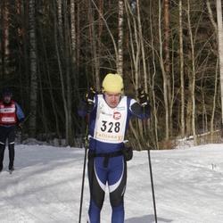 11. Tallinna suusamaraton - EMT Estoloppet - Andre Abner (328)