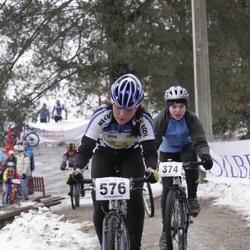 34. Jalgratturite talikross Elva - EMV - Jörgen Reinold (374), Liis-Grete Arro (576)