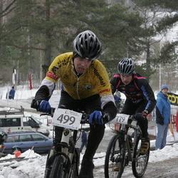 34. Jalgratturite talikross Elva - EMV - Mihkel Ronimois (499), Andre Kull (779)