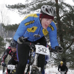 34. Jalgratturite talikross Elva - EMV - Raimond Pihlap (542), Andre Kull (779)
