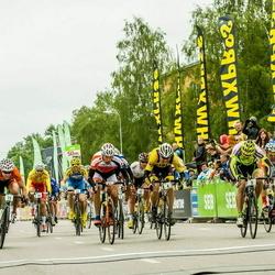 SEB 33. Tartu Rattaralli - Tarmo Kopli (4), Sigvard Kukk (5), Caspar Austa (23), Karlo Aia (73)