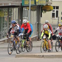 SEB 33. Tartu Rattaralli - Aare Kiik (2578), Geidi Kruusmann (5263)