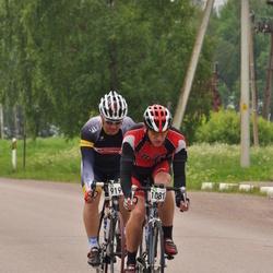 SEB 33. Tartu Rattaralli - Aivo Int (919), Ivo Kuus (1081)