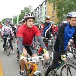 SEB 33. Tartu Rattaralli - Veiko Veldemann (5053), Aaro Aasjõe (5961)