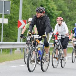 SEB 33. Tartu Rattaralli - Annika Põldaru (6464), Gert Lilleorg (6745)