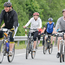 SEB 33. Tartu Rattaralli - Margo Salumets (6463), Annika Põldaru (6464), Gert Lilleorg (6745)