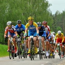 SEB 33. Tartu Rattaralli - Caspar Austa (23), Risto Raid (79), Peeter Tarvis (122), Samuel Pökälä (123)