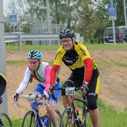 SEB 33. Tartu Rattaralli - Ain Inno (1302), Laura Mäesepp (5265)