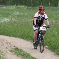16. Rõuge Rattamaraton - Arne Kaasik (2216)