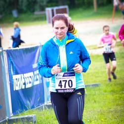 43. jooks ümber Harku järve - Annika Ole (470)