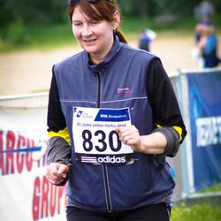 43. jooks ümber Harku järve - Anneli Vellerind (830)