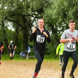 43. jooks ümber Harku järve - Vadim Boitsov (41), Boriss Hožailov (109)