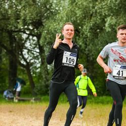 43. jooks ümber Harku järve - Boriss Hožailov (109)