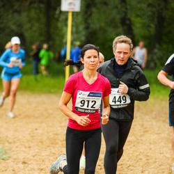43. jooks ümber Harku järve - Meelis Nafthal (449), Merilin Pullerits (912)