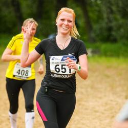 43. jooks ümber Harku järve - Kadi Seil (651)