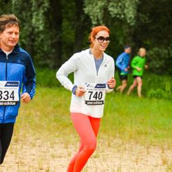 43. jooks ümber Harku järve - Jelena Tišakova (740)