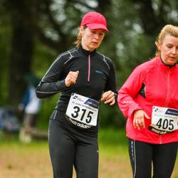 43. jooks ümber Harku järve - Mairit Laineste (315)