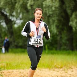 43. jooks ümber Harku järve - Marjanne Mändmets (442)