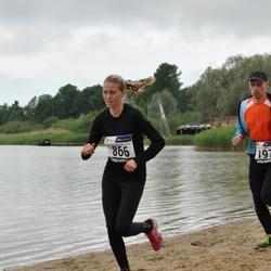 43. jooks ümber Harku järve - Katrin Väärtnõu (866)