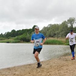 43. jooks ümber Harku järve - Ahti Prits (534)
