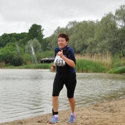 43. jooks ümber Harku järve - Leili Seisonen (653)
