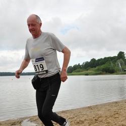 43. jooks ümber Harku järve - Hans Vallner (819)
