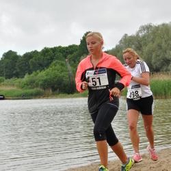 43. jooks ümber Harku järve - Elis Eesmaa (51), Margit Peebo (498)