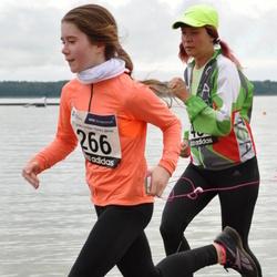 43. jooks ümber Harku järve - Karin Braun (43), Aet Kubits (266)