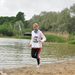 43. jooks ümber Harku järve - Inga Tamp (716)