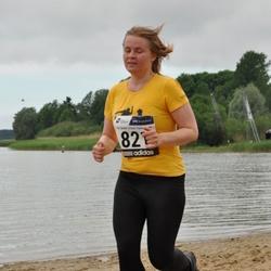 43. jooks ümber Harku järve - Evelyn Valtin (821)