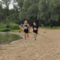 43. jooks ümber Harku järve - Leonid Latsepov (318), Ago Veilberg (829)