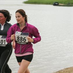 43. jooks ümber Harku järve - Birgit Valdaru (886)